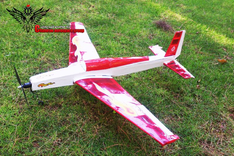 هواپیمای AM1 طراحی شده توسط گروه شهیدچمران (+فیلم)