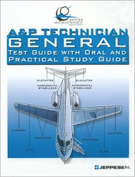 A&P General Test Guide: by Jeppesen
