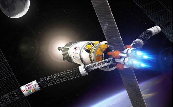 مقدمه ای بر پیشرانش فضایی (پاورپوینت – An Introduction to Space Propulsion)
