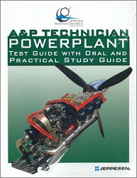 A&P Powerplant Test Guide: by Jeppesen