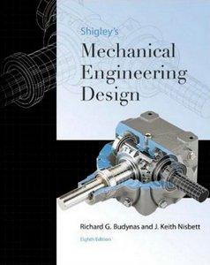 کتاب طراحی اجزا شیگلی ویرایش هشتم