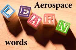 واژگان هوافضايي (Airplane parts)