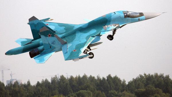 فیلم مانور جنگنده های روسی