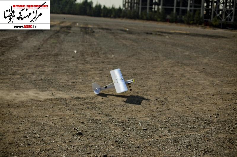 گزارش تصویری سوم از دوره آموزشی هواپیمای رادیو کنترل