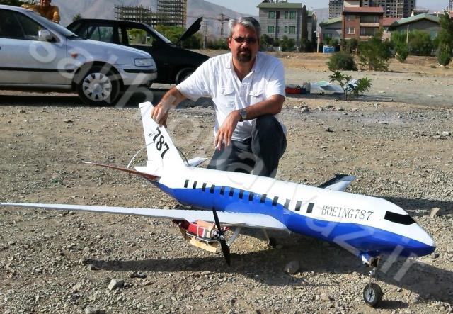 دوره آموزشی ساخت هواپیمای رادیوکنترل