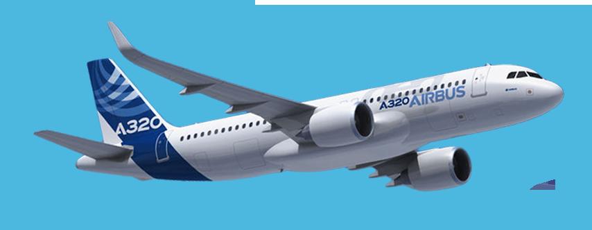 آشنایی با خانواده هواپیمای مسافربری ایرباس ۳۲۰