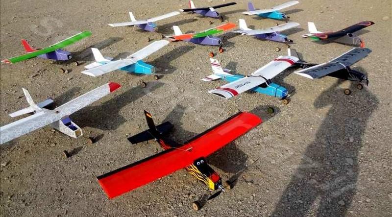 گزارشی از برگزاری موفق دوره ساخت هواپیمای رادیو کنترل (عکس و فیلم)