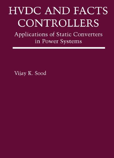 HVDC & Facts Controllers
