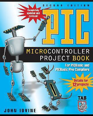 PIC-Microcontroller-Project-Book