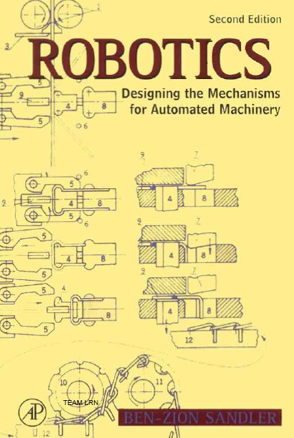 ROBOTICS Designing the Mechanisms