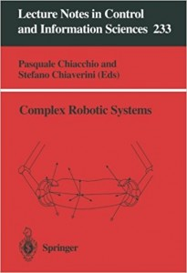 دانلود کتاب complex robotic systems